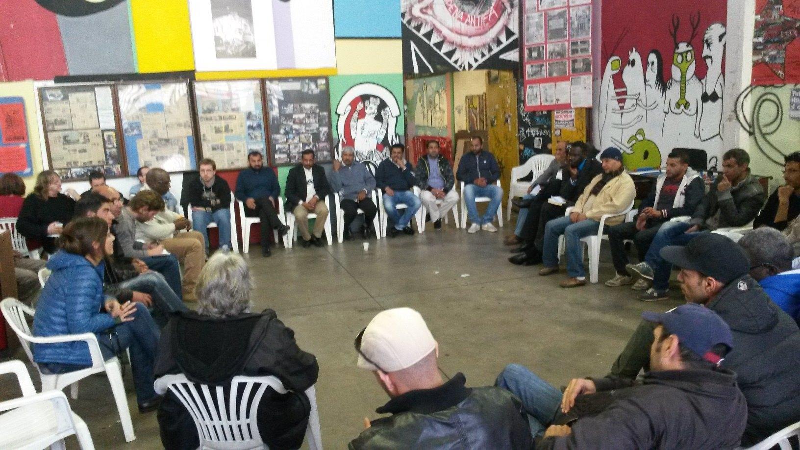 Domenica 23 novembre, Modena: Assemblea dei/delle migranti  
